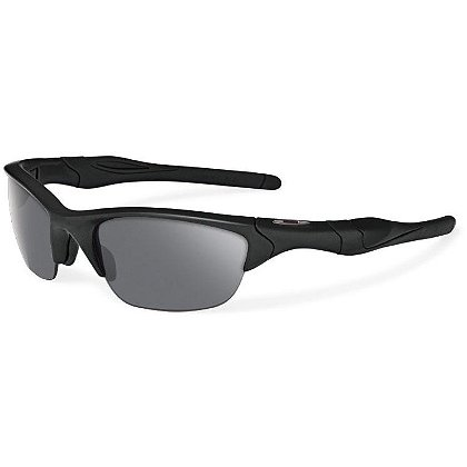 Oakley Standard Issue Half Jacket 2.0 Sunglasses, Matte Black/Grey