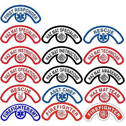 Emblem Helmet Crescent
