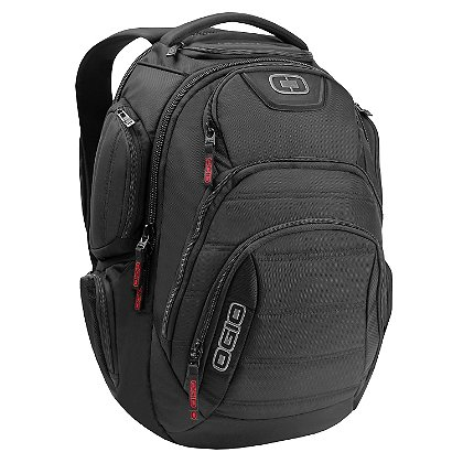 OGIO Black Renegade RSS 17