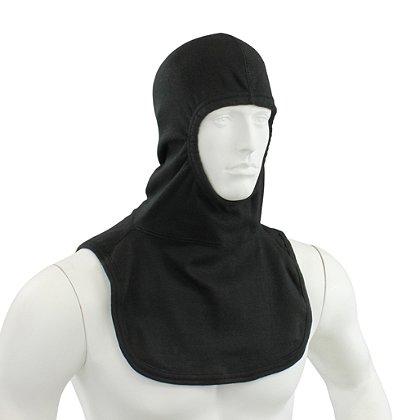 Majestic PAC II 100% Nomex Black Hood, NFPA 1971-2013