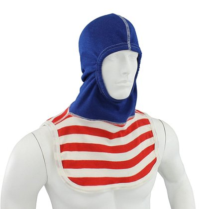 Majestic PAC II, 100% Nomex Captain America Hood, NFPA 1971