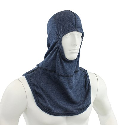 Majestic PAC II Nomex Blend Navy Heather Hood, NFPA 1971