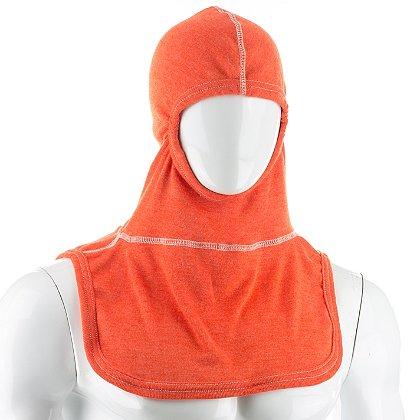 Majestic PAC II Orange Hood, NFPA 1971