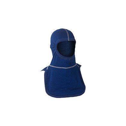 Majestic PAC II 100% Nomex Royal Blue Hood, NFPA 1971