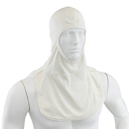 Majestic PAC II 100% Nomex Natural Hood