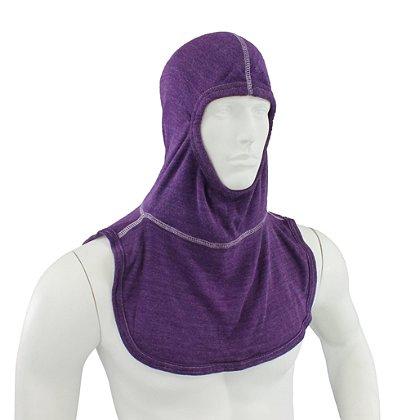 Majestic PAC II Purple Hood, NFPA 1971