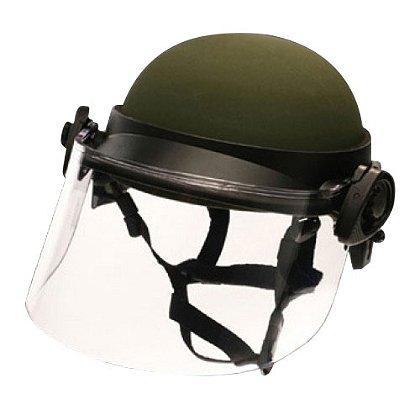Paulson DK6 Series Riot Face Shield
