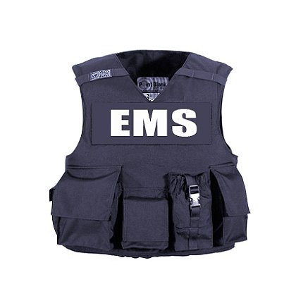 Point Blank R20-D EMS Accessory Carrier with C-Series Ballistics