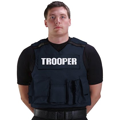 Point Blank R20-FD Trooper Accessory Carrier with C-Series Ballistics