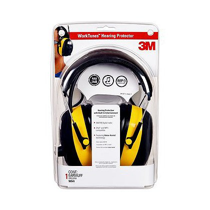 Peltor 3M Worktunes Hearing Protector
