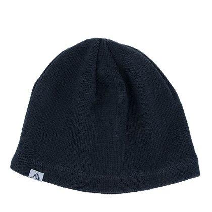 Pacific Headwear Stock Hideout Beanie, Black