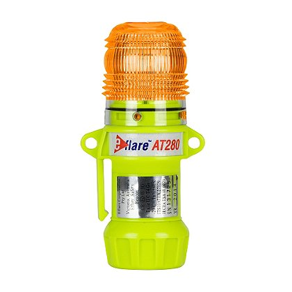 PIP 6 in. Flashing / Steady-On eFlare Safety & Emergency Beacon