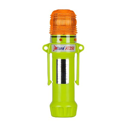 PIP 8 in. Flashing / Steady-On eFlare Safety & Emergency Beacon