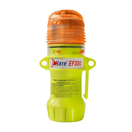 PIP 6 in. Flashing eFlare Safety & Emergency Beacon