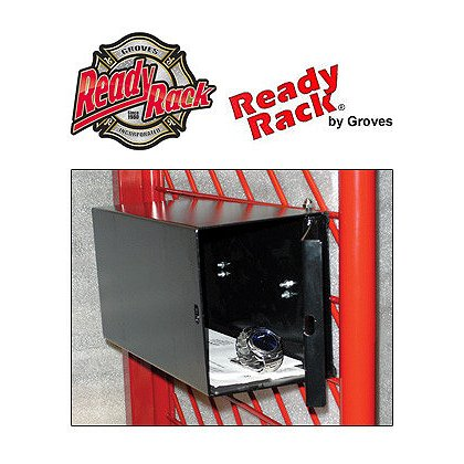 Groves Inc. Gear Rack Personal Property Box