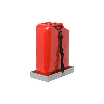 Zico Rectangular Holder for Standard 5-Gallon Jerry Can, 7-1/2