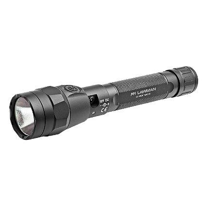 Surefire R1 Lawman Rechargeable Flashlight 4 Volt, Multiple Output 15/30/1000 Lumens