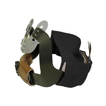 Bullard Ratchet Headband with Replaceable Brow Pad (R635) and Leather Ratchet Pad (R160)