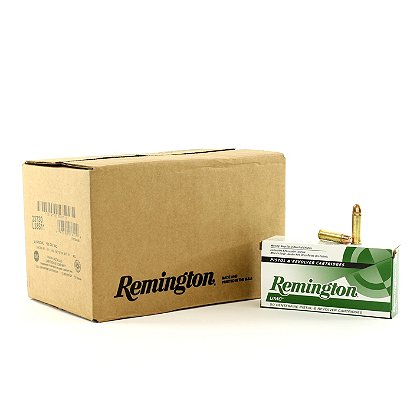Remington UMC Pistol & Revolver Cartridges .38 Special 130 grain, Case of 500