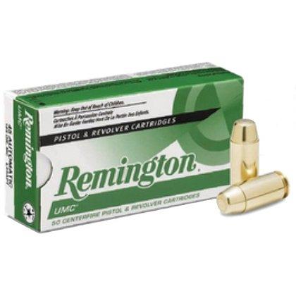Remington UMC Pistol, .45 ACP/Auto 230 grain, Case of 500