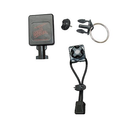 Gear Keeper Small Right Angle Flashlight Retractor Kit