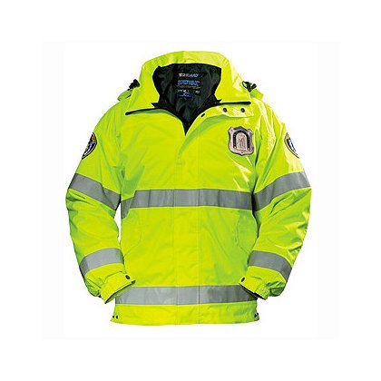 VizGuard Public Safety Systems Parka, ANSI 107 Class III