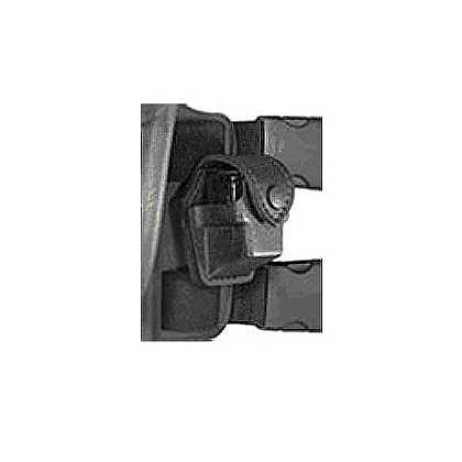 Safariland TASER/PhaZZer Cartridge Holder, Tactical Leg Shroud Mount