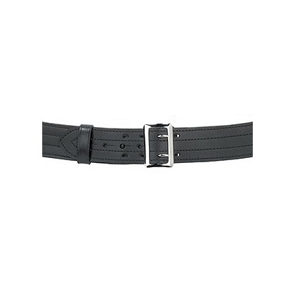Safariland Model 872 SAFARI-LAMINATE Suede Lined Contoured Duty Belt with Buckle, Unlined, 2.25