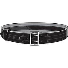 Safariland 87 Duty Belt High Gloss Black Chrome Buckle Size 40