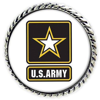 Son Sales Sublimated US Army Lapel Pin