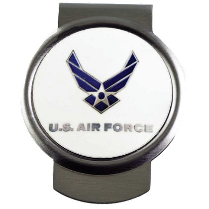 Son Sales, Inc. US Air Force Sublimated Money Clip
