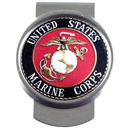 Son Sales, Inc. US Marine Corps Sublimated Money Clip
