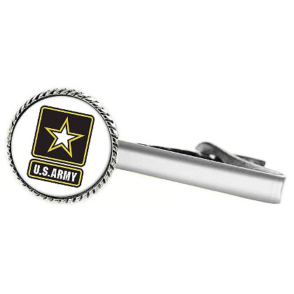Son Sales Sublimated US Army Tie Bar