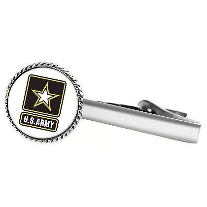 Son Sales Sublimated US Army Tie Bar