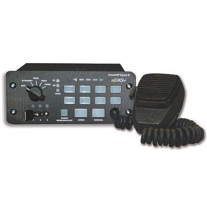 SoundOff Signal nERGY 400 Series Knob Console Siren
