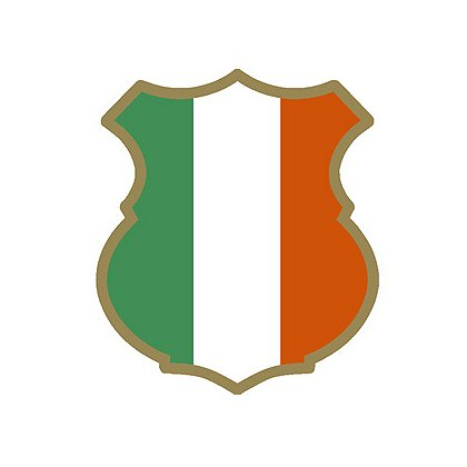 TheFireStore Irish Pride Badge, 2