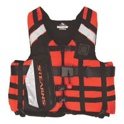 Stearns VR2 Versatile Rescue Vest, Orange