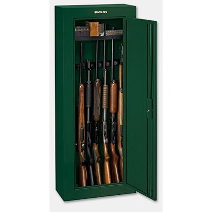 Stack-On GCD-908-5 8-Gun Steel Security Cabinet