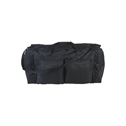 Strong Academy Bag, Black Nylon
