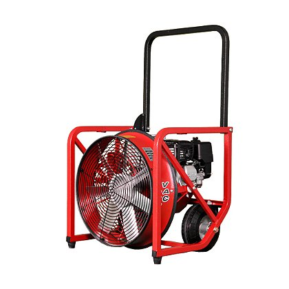 Super Vac PPV Gas Power Ventilator