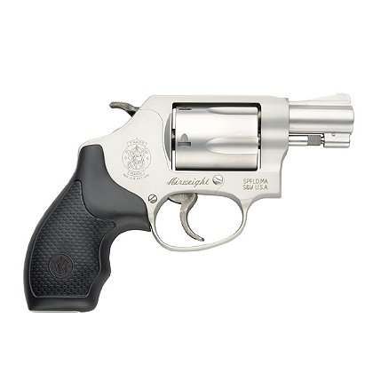 Smith & Wesson Model 637 .38 S&W Special
