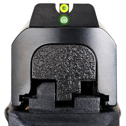 AmeriGlo Smith & Wesson M&P Tritium Pro i-Dot Sight Set fits All M&P models (except Shield), with LimeLumi Outlined Front