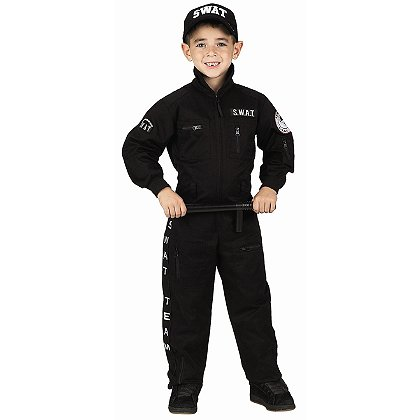 AeroMax Jr. S.W.A.T. Costume Gear Set