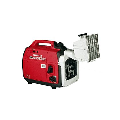 Tele-Lite Lamp Unit with Honda Generator, 500W Lamp, 3.5HP Engine