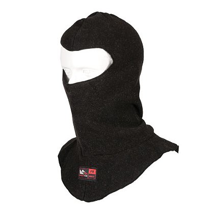 DragonWear Cold Snap Balaclava, Black