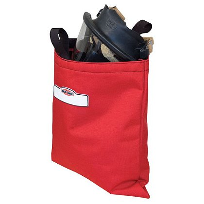 True North Fleece Lined SCBA Mask Bag, Rectangular