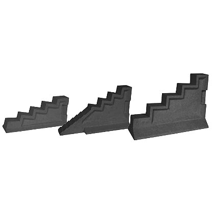 Turtle Plastics Cribbing Step Chocks