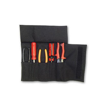 TheFireStore Firefighter 5 Pocket Nylon Tool Roll