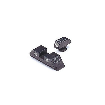 Trijicon Bright & Tough Night Sights, for Glock Pistols
