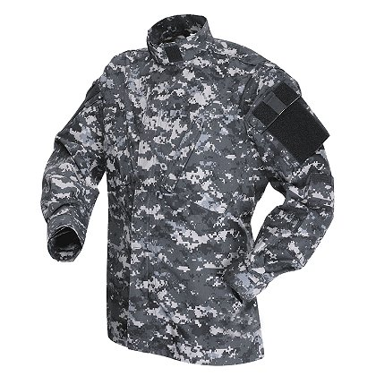 TRU-SPEC Tactical Response Uniform Shirt 65/35 Polyester/Cotton Ripstop